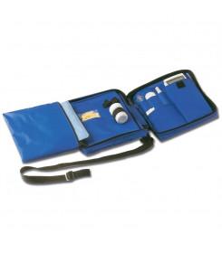 Borsa termica Diabetic vuota - nylon blu