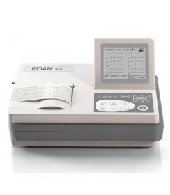 elettrocardiografo con display