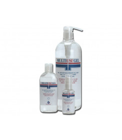 Gel antibatterico Multiusi - 1000 ml