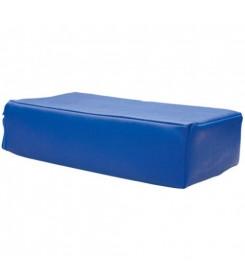 Cuscino forma rettangolare dimensioni 40 x 20 x 10h