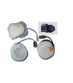 Placche compatibili per defibrillatori Medtronic, Osatu, Bexen