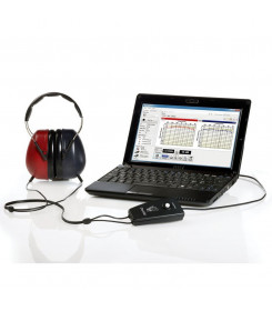 AUDIOMETRO OSCILLA USB-310 CONDUZIONE AEREA