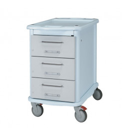 Carrello portafarmaci DOUBLE FACE
