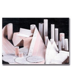 Rotolo carta per elettrocardiografo ecg modello CARDIETTE MICRORULER confezione 10 pezzi