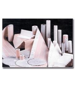 Rotolo carta per elettrocardiografo ecg modello CARDIETTE AR1200 confezione 10 pezzi