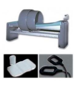 Apparecchio per magnetoterapia a bassa frequenza con letto modello CMP1 Plus
