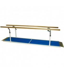 Parallela per deambulazione con base lunghezza 3 metri