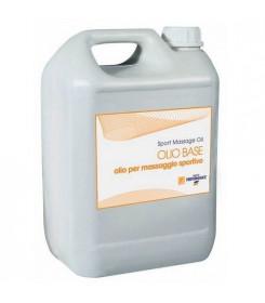 Olio base massaggio flacone 10 lt