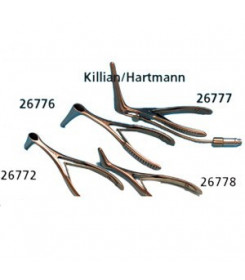 KILLIAN/HARTMANN SPECULUM NASALI-14cm/50mm