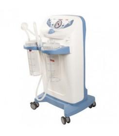 Aspiratore Chirurgico NEW HOSPIVAC 400 con 2 vasi da 2000 ml