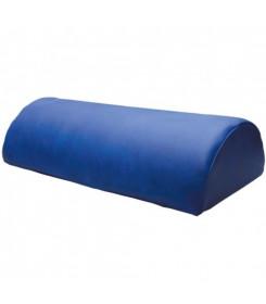 Cuscino forma semicilindrica dimensioni 60 x 30 x 15h