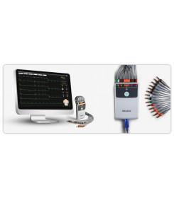 PC-ECG EDAN SE-1515 - DX12 WIRELESS CON STRESS TEST
