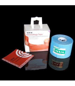 Tape Kinesiology taping high quality vari colori dimensioni 5 cm. x 5 mt.