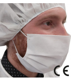 Mascherina di Protezione Facciale TNT - Fabbricata in Italia