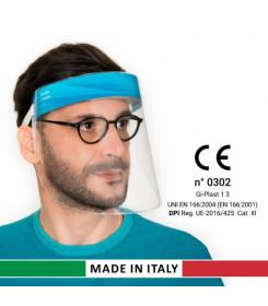 Visiera Protettiva Paraschizzi Made in Italy