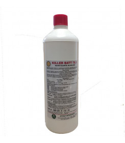 SANIFICANTE ALCOLICO 75%  KILLER BATT  - 1000ML