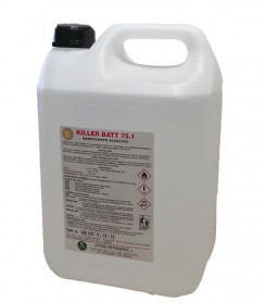 Sanificante Alcolico 75% KILLER BATT 75.1 - 5000ML